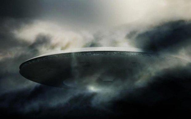 Обломки НЛО разглядели на одной из планет