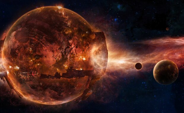 Планета Нібіру - арт, фото: LiveAbout