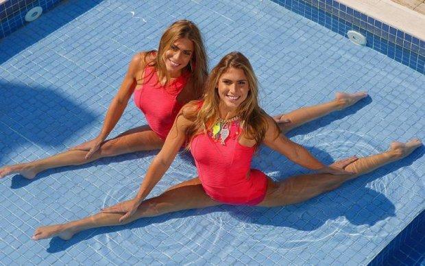 Бразильські спортсменки-близнючки вражають відвертими фото