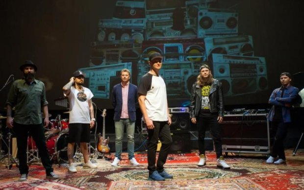 """Бумбокс и The Gitas выпустили клип на песню """"Тримай мене"""""""