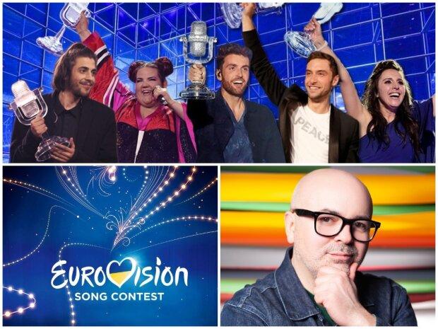 Євробачення 2020, колаж Знай.uа