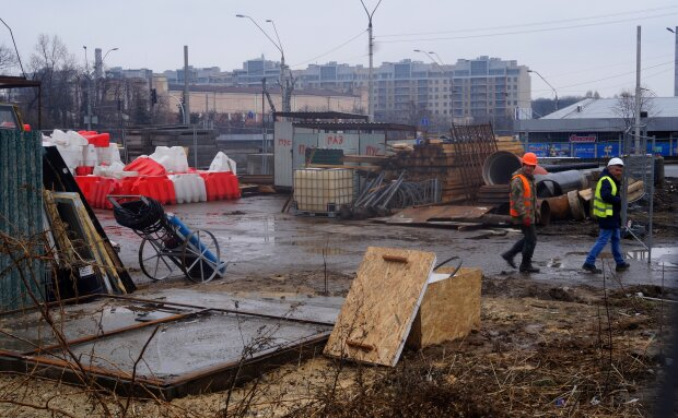 Шулявська розв'язка, початок будівельних робіт - березень, 2019