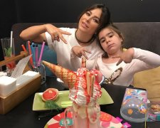 Ані Лорак із донькою