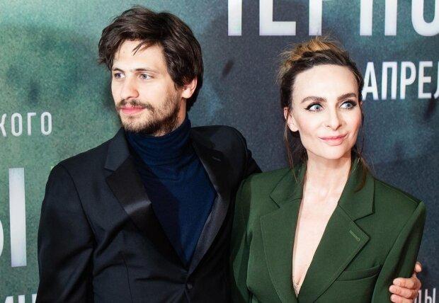 Катя Варнава і Саша Молочников, фото з Instagram