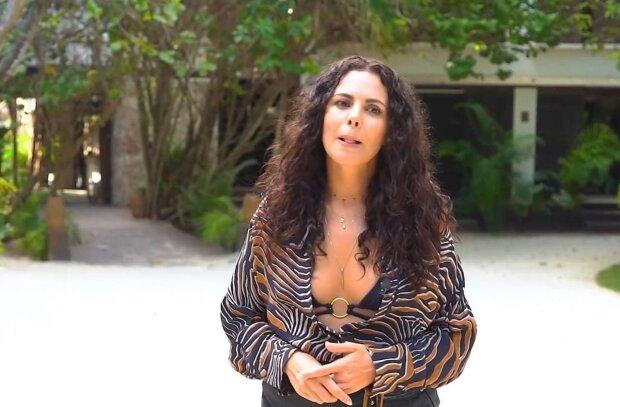 Настя Каменських / скріншот з відео