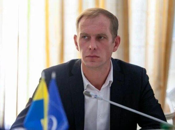 председатель Госэкоинспекции Украины Андрей Малеваный