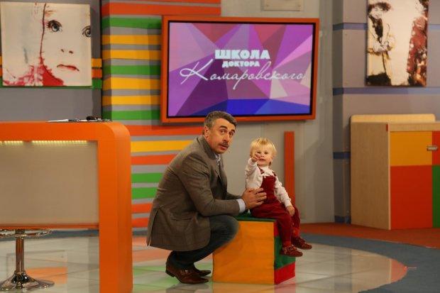 Комаровский объяснил, когда насморк у детей становится смертельно опасным