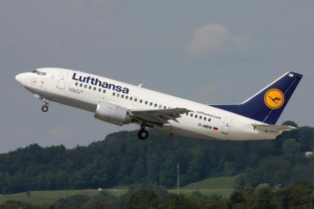 Lufthansa скасовує частину рейсів до Росії