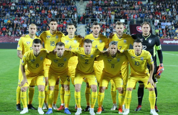 Шевченко визначився із заявкою на матчі проти Італії та Чехії