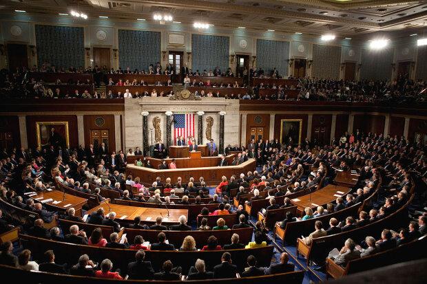 Конгресс США, фото Wikimedia Commons