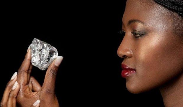 Алмаз масою 813 карат продали за 63 млн доларів