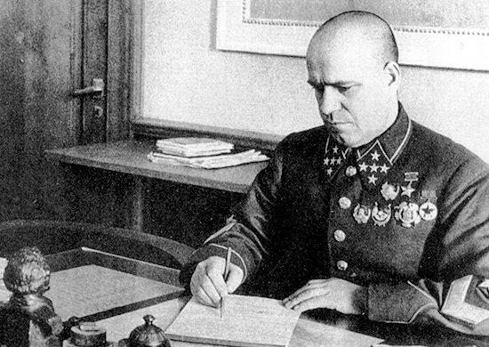 """Георгий Жуков, источник: """"Прямий"""""""