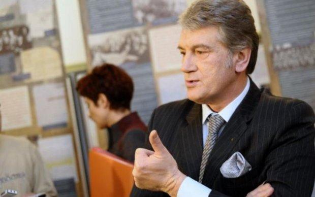 Ющенко признался, что имел связь с Людмилой Янукович