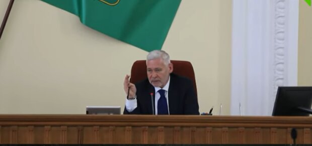 Терехов пообещал харьковчанам новые трамваи перед выборами