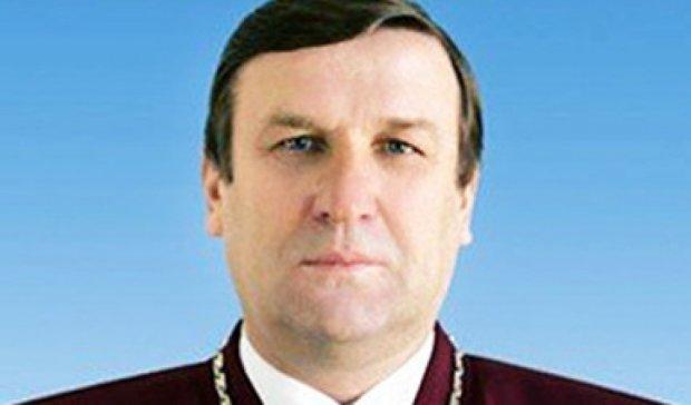 Съезд судей уволил судью КСУ Брынцева