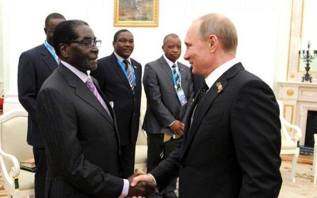 Горький опыт Мугабе: Путину показали судьбу бешеной популярности