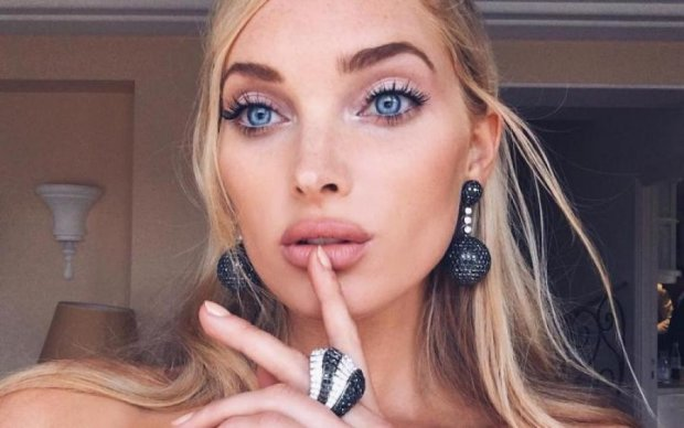 Ангел Victoria's Secret превратилась в египетскую принцессу