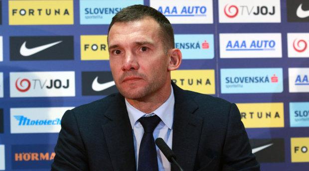 Шевченко розкрив головні козирі України проти Роналду в матчі з Португалією