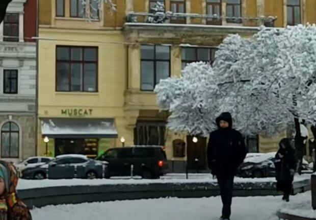 Львів засипле снігом на вихідні
