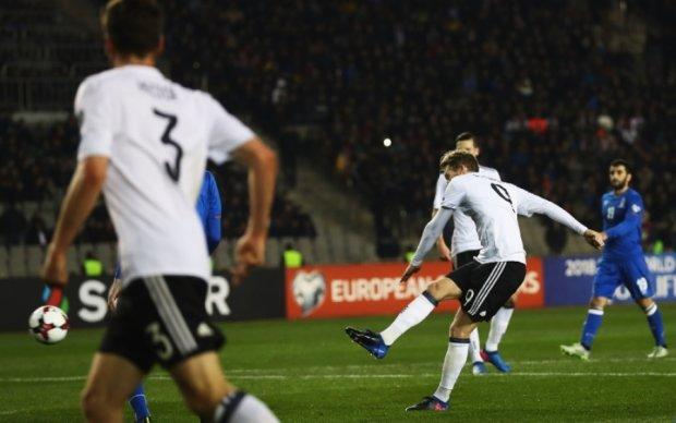 Азербайджан - Германия 1:4 Видео голов и обзор матча