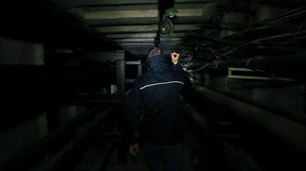 Бомбоубежище, скриншот: Youtube