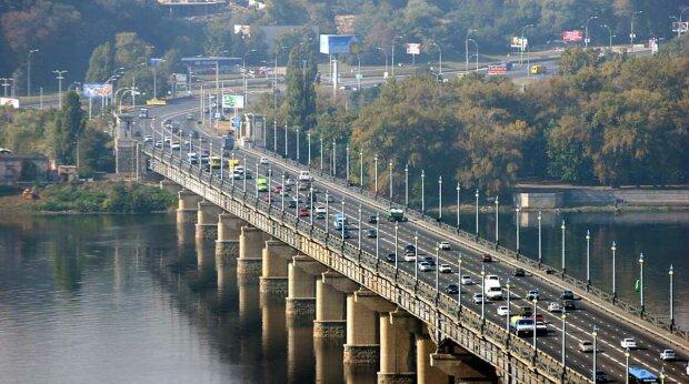 Міст Патона в Києві