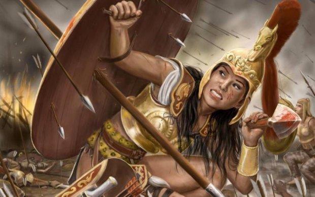 Скифская женщина-воин раскрыла тайну археологам