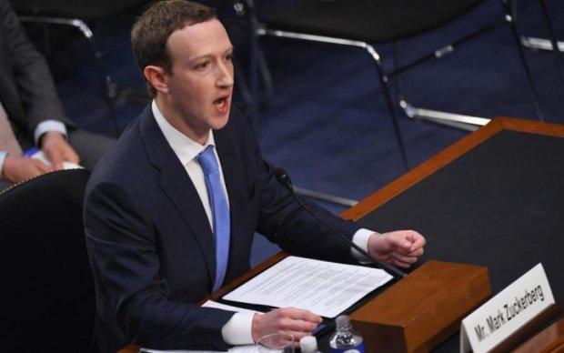 Змокнув весь Сенат: водичка Цукерберга породила тонну соковитих мемів