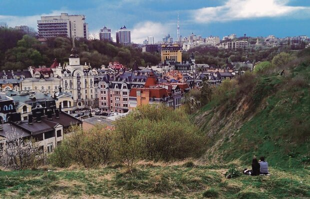 Киев, фото: ЗНАЙ
