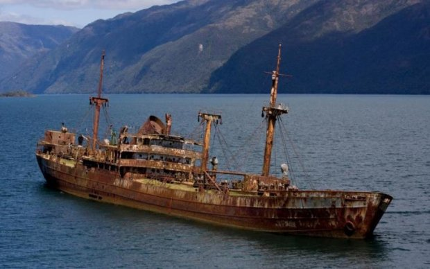 Корабель-привид з Бермудського трикутника до жаху налякав моряків