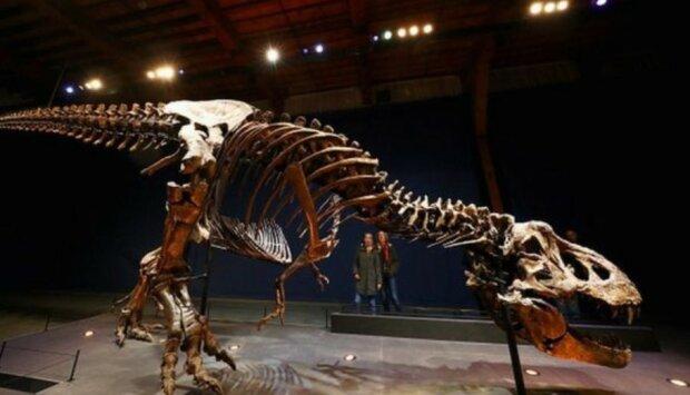 """В Канаде обнаружили """"жнеца смерти"""", ходил по Земле более 100 млн лет назад"""