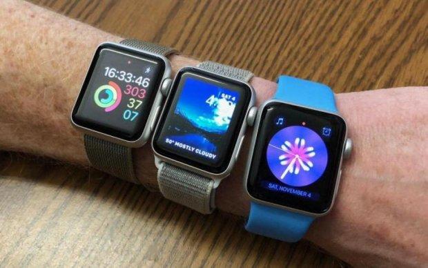 Apple Watch 4: операційка для iPhone видала новий годинник