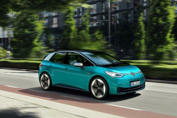 Volkswagen ID.3 представлено офіційно: характеристики, ціна, дата виходу
