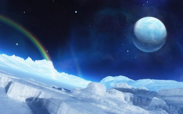 Ледяная Земля: астрономы открыли потрясающую планету