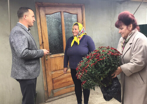 """""""Мати-героїня"""" фото adm-km.gov.ua"""