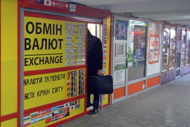 Курс валют на 23 апреля: гривна вырвалась вперед