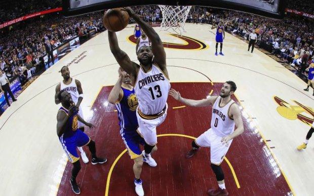 НБА: Клівленд здобув першу перемогу у фінальній серії над Голден Стейт