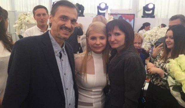 Триста тысяч на банкет: Тимошенко отгуляла 55-летие