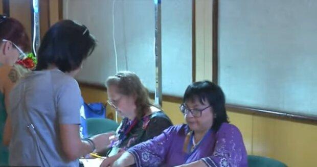 Місцеві вибори в Україні, фото: кадр з відео