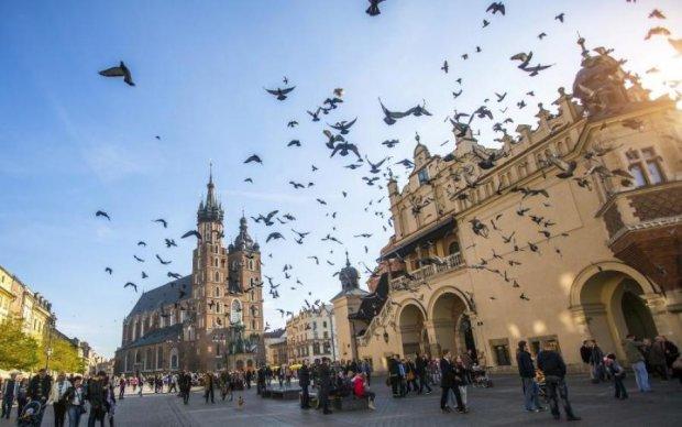 Российский айтишник устроил дебош в Кракове