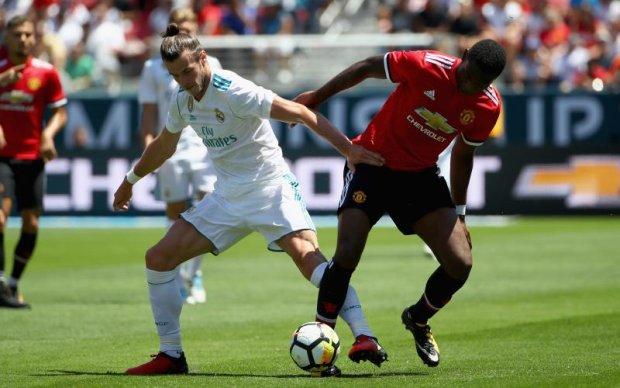 Манчестер Юнайтед в серии пенальти обыграл Реал