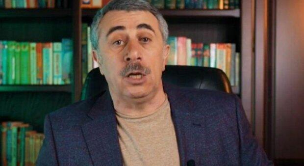 Доктор Комаровский, скриншот YouTube