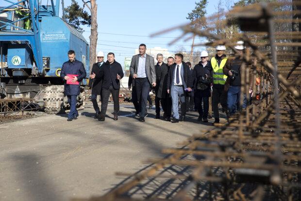 Метро на Виноградарь, строительство - фото kyivcity.gov.ua