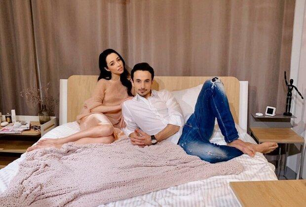 Катерина Кухар і Олександр Стоянов, фото: Instagram балерини