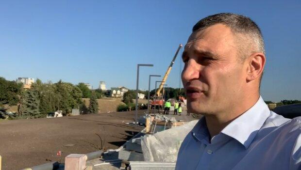 Виталий Кличко - скриншот с видео
