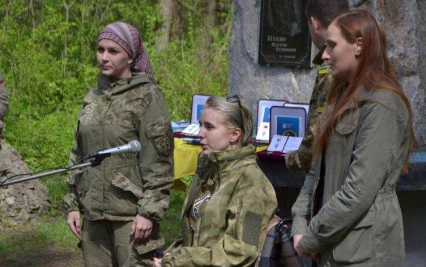Подивитися в очі війні: відверті зізнання Зінкевич про невідомий фронт