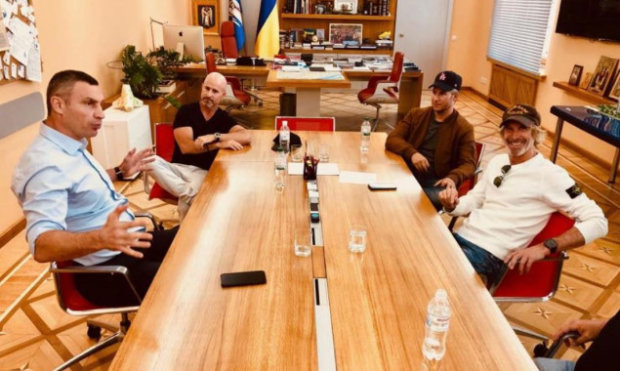 Кличко внезапно ударился в кино: что задумал герой забавных мемов Украины