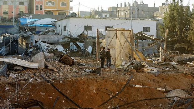 Палестина нанесла ракетний удар по Ізраїлю, ціле місто сховалося в бомбосховища