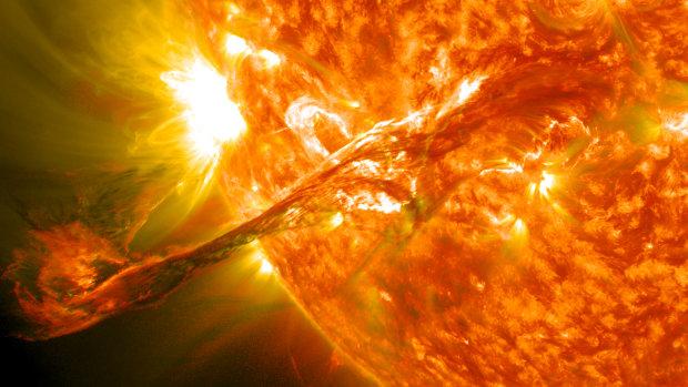 Сонце випустило на волю монстра Нібіру, величезне крилате чудовисько мчить до Землі за помстою: озвучено пекельний сценарій