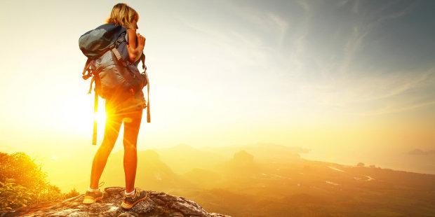 20 способів дізнатися того, хто захоплюється пішим туризмом